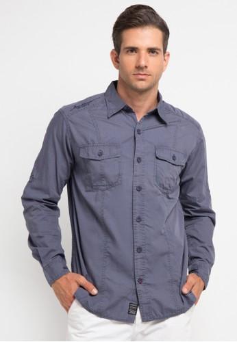 Bombboogie blue Gladiator Shirt BO419AA0V718ID_1