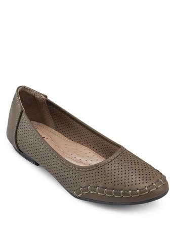 經典平底esprit 香港鞋, 女鞋, 鞋