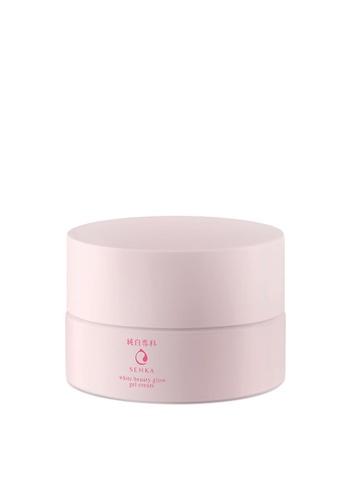SENKA Senka Junpaku White Beauty Glow Gel Cream 50g 40BB7BE66EC994GS_1