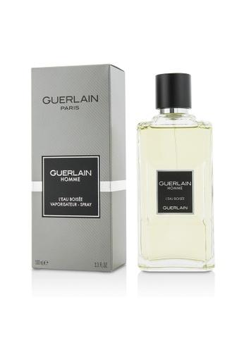 Guerlain GUERLAIN - Homme L'Eau Boisee Eau De Toilette Spray 100ml/3.3oz 44081BE04CDFECGS_1