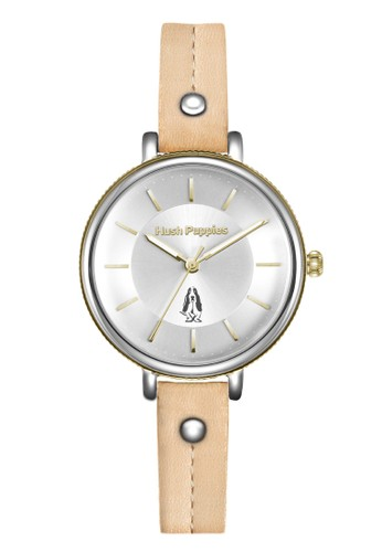 Hush Puppies Watches beige Casual Women's Watches HP 3868L.2515 EDBADAC628A115GS_1