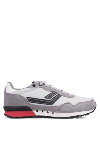 League grey Strive Men's Shoes LE683SH0S2NQMY_1