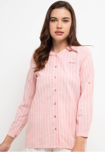 Cressida Ladies pink Adish Shirt 8C4AAAA70BE4D2GS_1