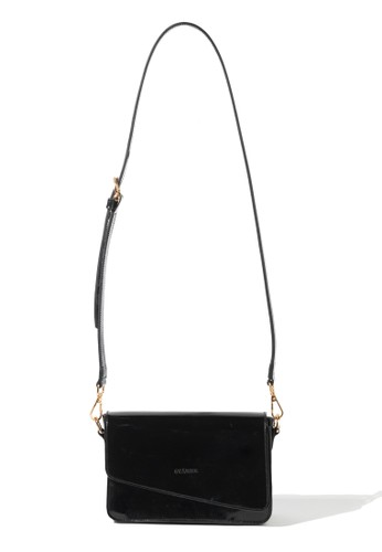 Starke Leather Co black STARKE's Leather Hand Bag Shoulder Bag Classic Bag Dainty Fallow Black 0A935AC479F86DGS_1