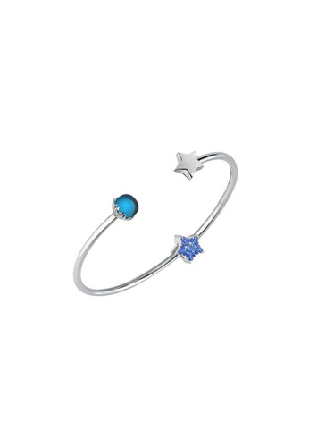 Morellato blue Drops Bracelet SCZ1012 Steel Stone AC1CAAC3F506F9GS_1