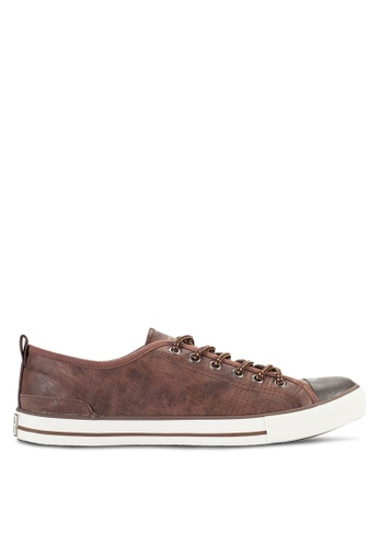 North Star brown North Star Casual Sneakers NO159SH35ZJKMY_1