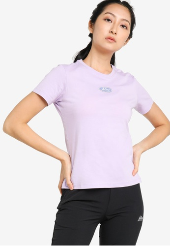 361° purple Cross Training Short Sleeve T-Shirt 7D532AACE5C72CGS_1