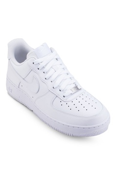 5252857e85b4 Nike white Men s Nike Air Force 1  07 Shoes 21EA7SH04E3422GS 1