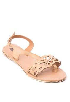 Ria Flat Sandals
