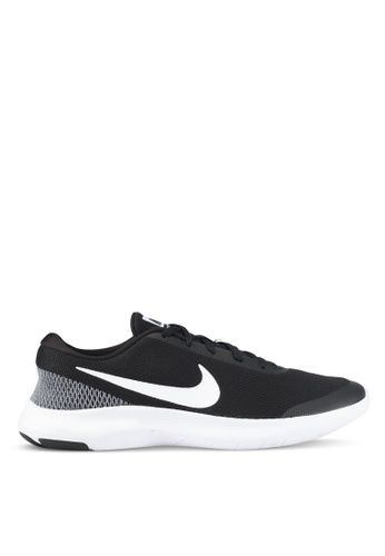 Nike black Men's Nike Flex Experience RN 7 Running Shoes NI126SH0STREMY_1