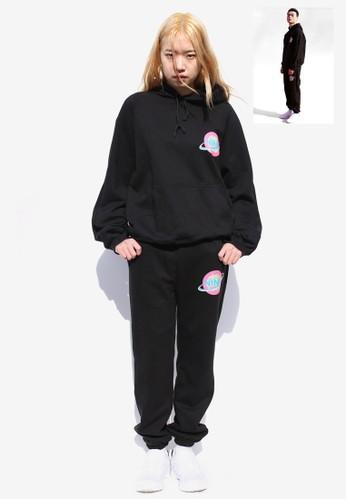 9 by 91,2 NINE Planet Pullover Pants, 服飾, 長褲及內搭esprit女裝褲