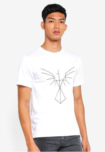 Klozet Kuala Lumpur white Identimerty T-Shirt (Sarawak) KL475AA0SRMZMY_1