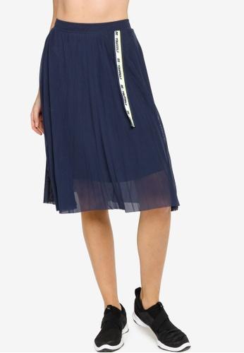 361° blue Sports Life Knit Long Skirt 7E4A4AA56DFC4DGS_1