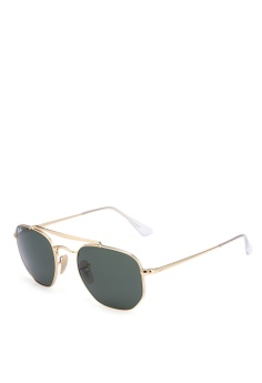 262dfc8ea Ray-Ban gold Icons RB3648 Sunglasses F9590GLEF5E4F4GS_1