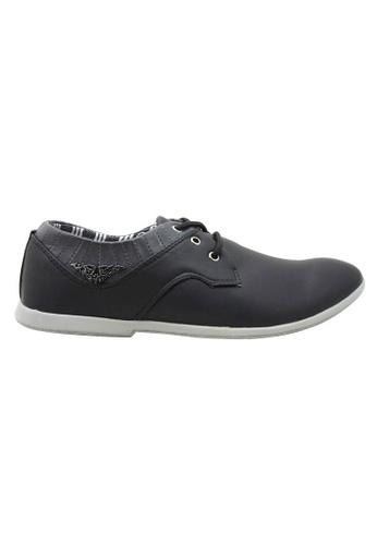 midzone black EXO SCORPION Fashion Sneaker SC378SH10CFLMY_1