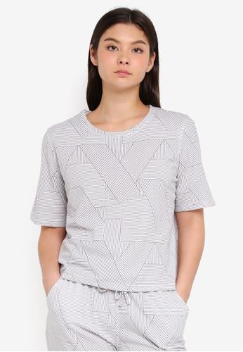 Cotton On Body white Boxy T-Shirt 3FBF8AACD07BB0GS_1