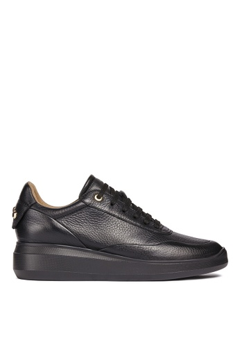 Geox black Rubidia Sneakers 56D1BSHF3A8A24GS_1