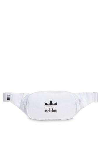 ADIDAS white essential bum bag CED1EAC31689E5GS_1