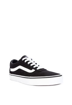 91880e8b729d VANS Canvas Ward Sneakers Php 3