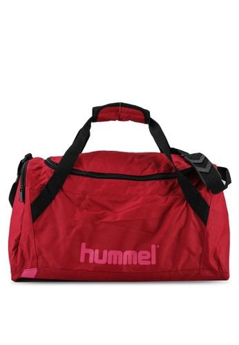 Hummel red Core Sports Bag S E53E0AC867F739GS_1