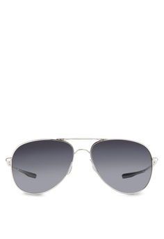 oakley sunglasses singapore  oakley silver performance lifestyle metal unisex polarized sunglasses oa636gl61orqmy_1