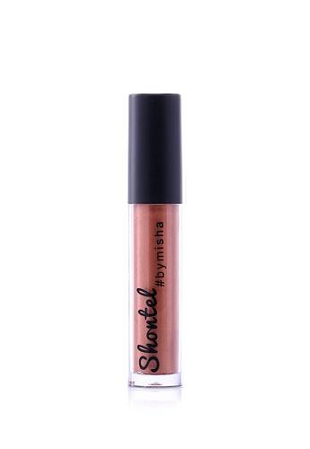Shontel By Misha pink Jupiter Matte Liquid Lipstick SH585BE70MINMY_1