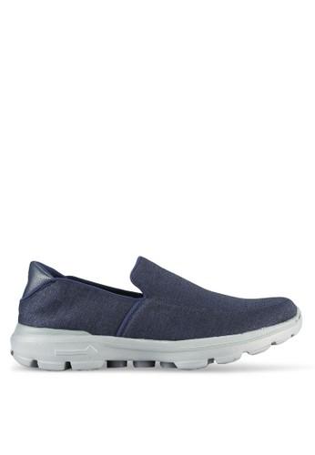 UniqTee blue Lighweight Slip-On Sport Shoes UN097SH0RS46MY_1