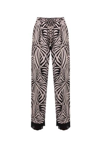 Valentine Secret Sexy Pant Pajamas 02