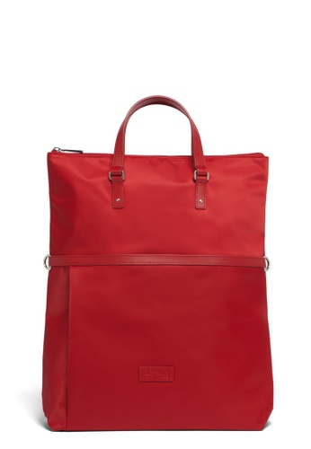 902628a880 Lipault red Lipault Lady Plume Convertible Tote Bag CA466ACB7E572BGS 1