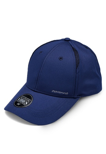 361° blue Running Sports Cap F4516ACD839EFCGS_1