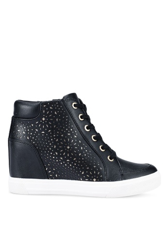 ALDO 黑色 Ysilyan 運動鞋 106B3SHCC91588GS_1