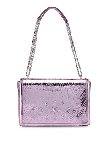 Love Moschino pink LOVE MOSCHINO Shoulder Bag LO478AC0SXW9MY_1