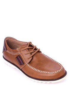 Moc Toe Loafers