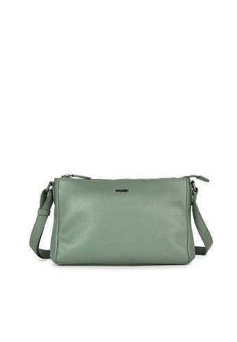Picard green Picard Rhone Shoulder Bag FA023AC34A3E82GS_1