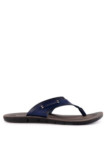 Watchout! Shoes navy Thongs Shoes 53ED8SH7044ED6GS_1