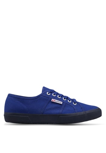 Superga blue Mickey Cotm Sneakers D391CSHC8FAC7EGS_1