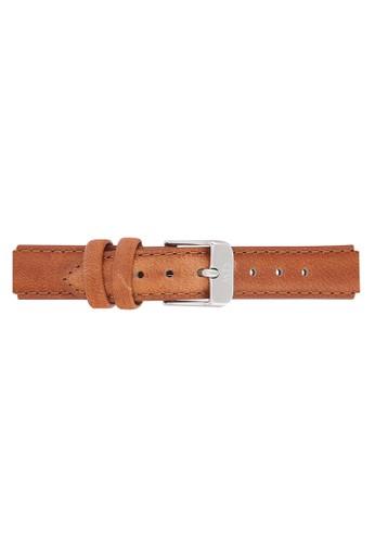 Daniel Wellington brown Classic Petite Durham Watch DA965AC0UKTQID_1