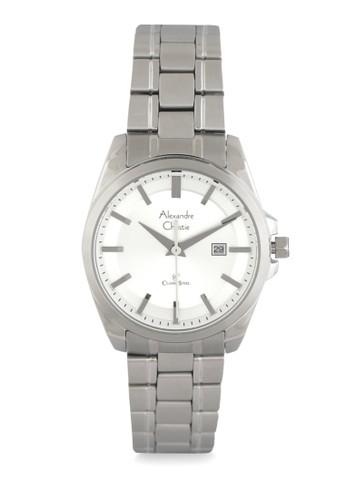 Alexandre Christie silver Women Analog Watches 8404 Ldbsssl 7EF54AC62C53F6GS_1
