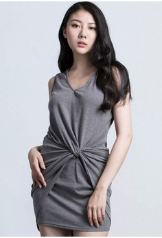 Sultry Sexiness Knot Dress