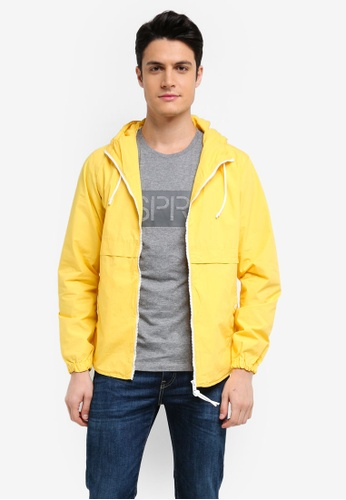 ESPRIT yellow Outdoor Woven Regular Jacket E21ACAACBCB604GS_1