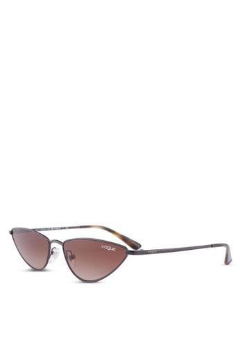 54d488d3c8 Shop Vogue Vogue VO4138S Sunglasses Online on ZALORA Philippines