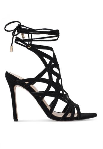 b63a1be5a6e Buy Miss Selfridge Hun Caged Stiletto Heels Online on ZALORA Singapore