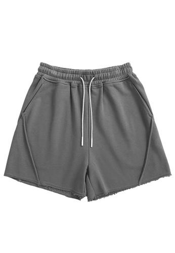 Twenty Eight Shoes Soft Knitted Sports Shorts 6050GS21 4BD6CAAB243B5FGS_1