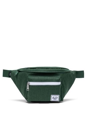 Herschel green Seventeen Hip Pack 4634BACB9117F7GS_1