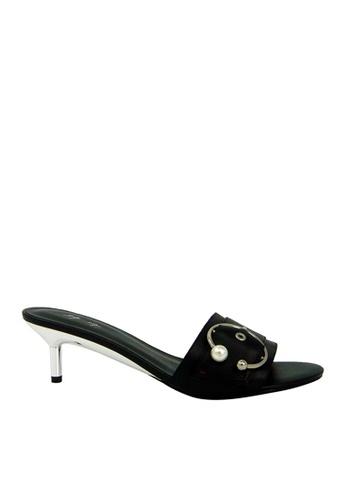 eq:iq black eqZANNA Kitten Heels EQ351SH0GM2FSG_1
