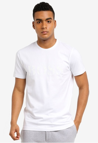 BOSS white Tee Us - Boss Athleisure 210EAAA6906F4FGS_1