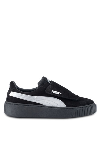 Puma black Puma Muse X-Strap Ep Shoes PU549SH0SWF9MY_1