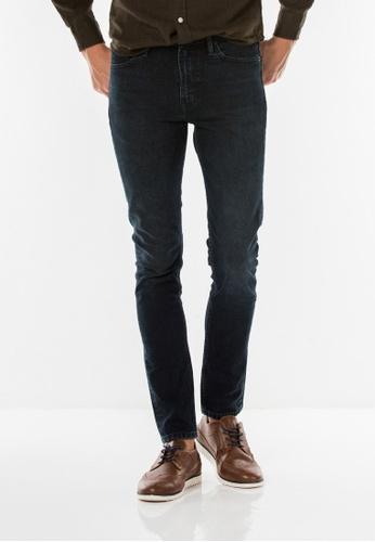 Levi's blue 510™ Skinny Fit Jeans 1A4EDAABDC57A8GS_1