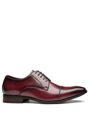 Twenty Eight Shoes Leather Classic Derby KB623 2FFF1SH8CE03DCGS_1