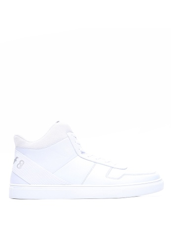 Life8 white Casual American Style Shoes -09872-White 801CESHCF1FD6FGS_1